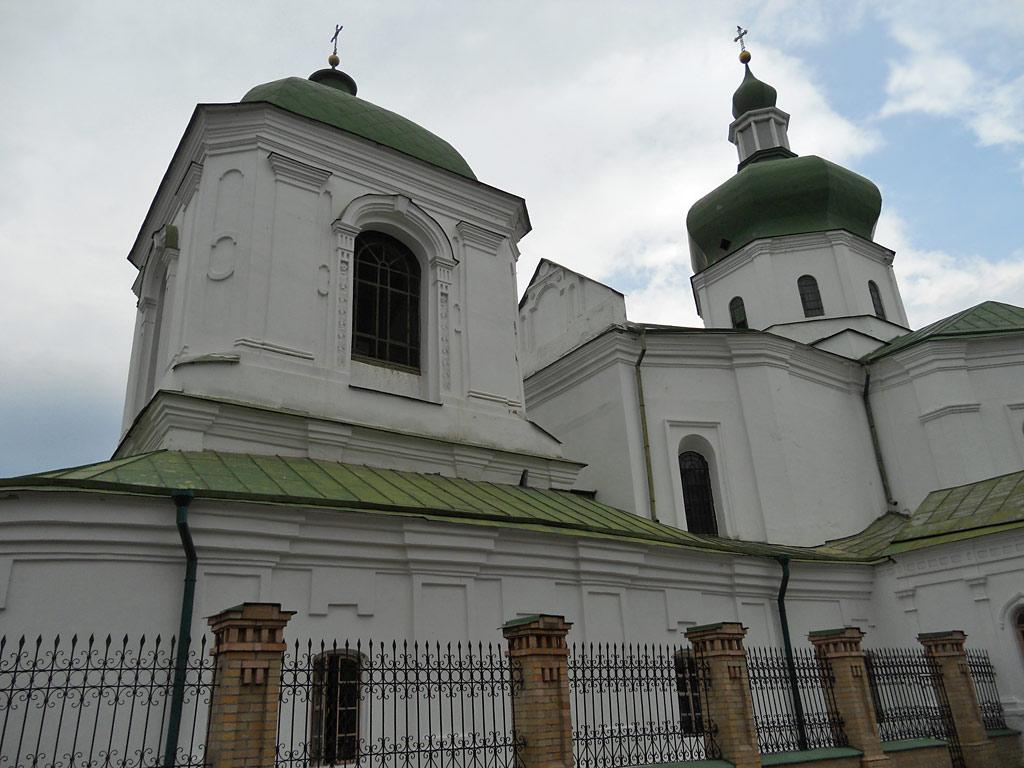 Церковь Николая Притиска