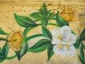 Чайный стрит-арт на Андреевском спуске