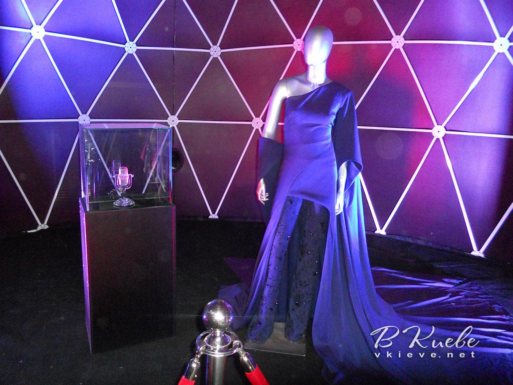 Евровидение-2017. Фан-зона. Микрофон
