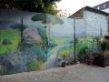 Граффити на Вознесенском спуске