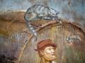 Граффити «Введенская усадьба»