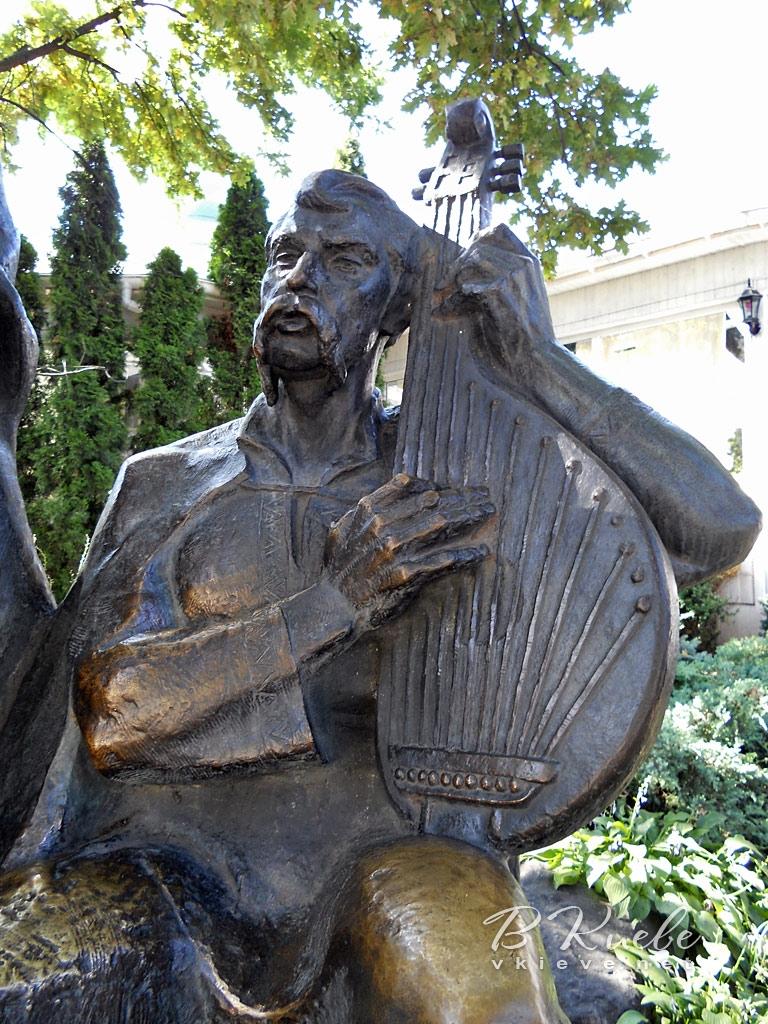 Казаки на улице Сагайдачного