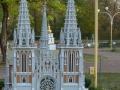 Костел Святого Николая. Парк «Киев в миниатюре»