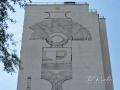 Мурал «Воля» на проспекте Маяковского