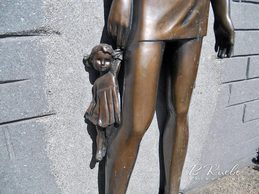Памятник остарбайтерам