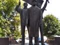 Памятник участникам оранжевой революции
