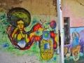 Стрит-арт на Грушевского