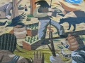 Стрит-арт в Десятинном переулке