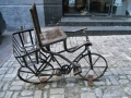 «Стульчик на велосипеде»