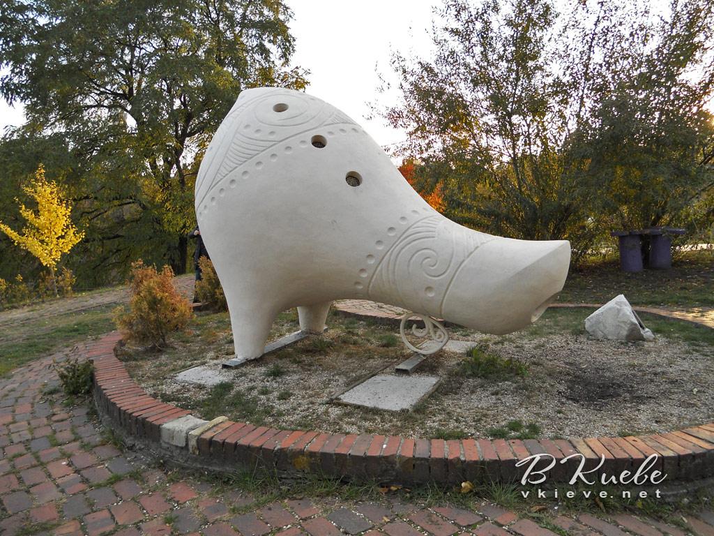 Свистулька «Зозулица» на Певчем поле