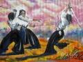 Японский стрит-арт на Антонова