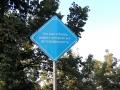Знак в Киеве, рядом с которым все фотографируются