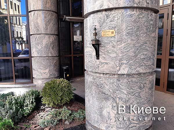 Часы Пьера Брульона в Киеве. Проект «Шукай»