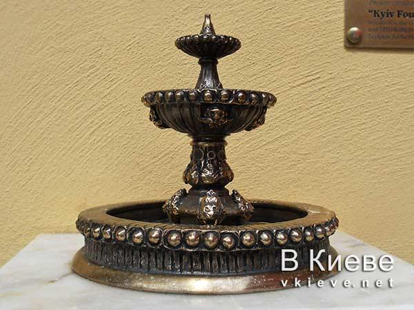 Киевский фонтан проект Шукай