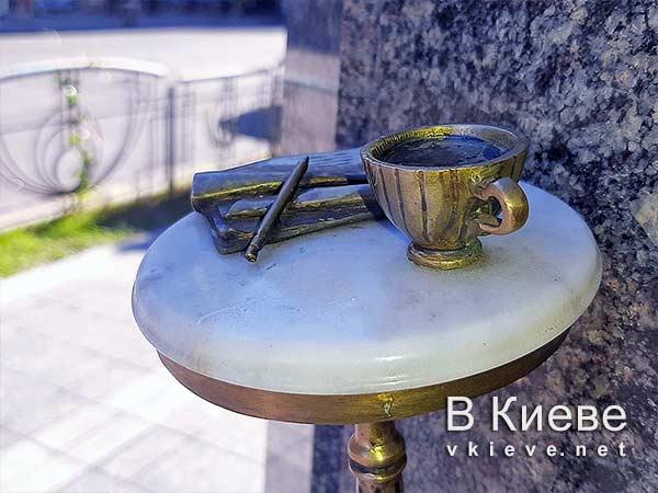 Киевский кофе проект Шукай