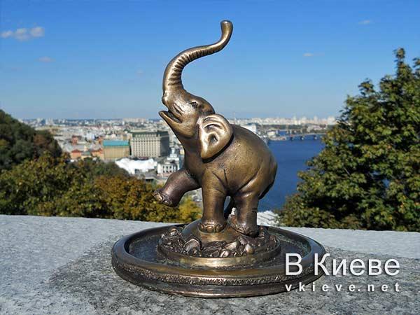 Киевский слоник проект Шукай