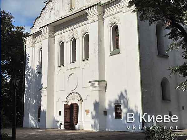 Кирилловская церковь в Киеве