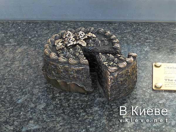 Киевский торт проект Шукай