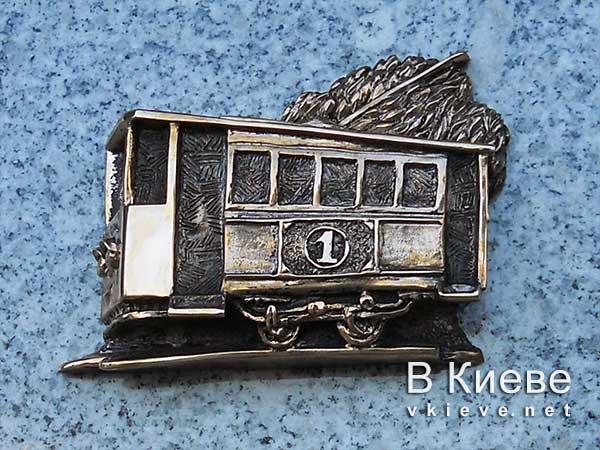 Киевский трамвай проект Шукай