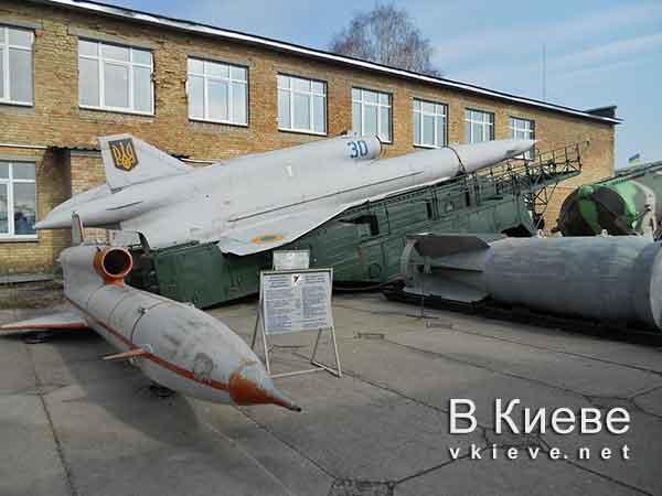 Музей авиации Украины в Киеве