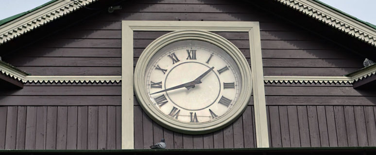 Часы Ионинского монастыря