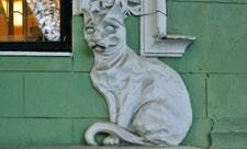 Дом с котами