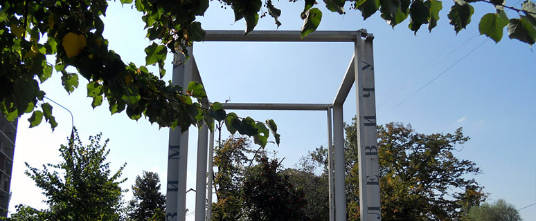 Памятник-Казимиру-Малевичу