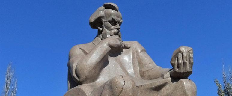 Памятник-Вернадскому