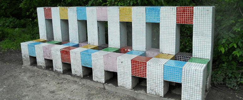 Скамейка-«Рубик»-на-Пейзажной-аллее