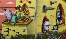 Граффити на Иванова