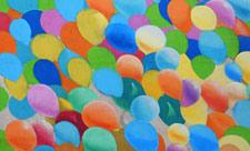 Слон и воздушные шары