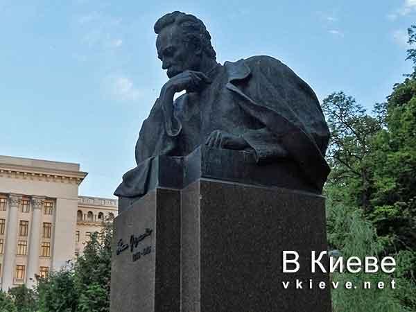 Памятник Ивану Франко